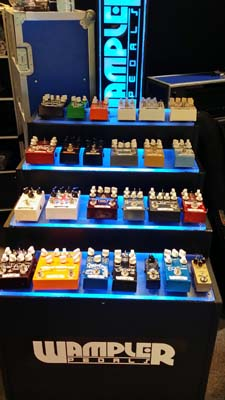 If you have not yet tried a Wampler pedal then you don't own one. If you have, then you do already...