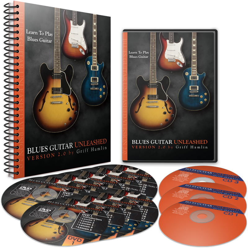 Get Blues Guitar Unleashed 20 How To Play Blues Guitar With Blues