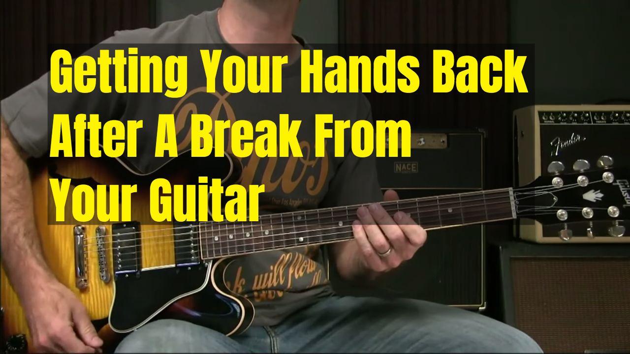 Getting Your Hands Back