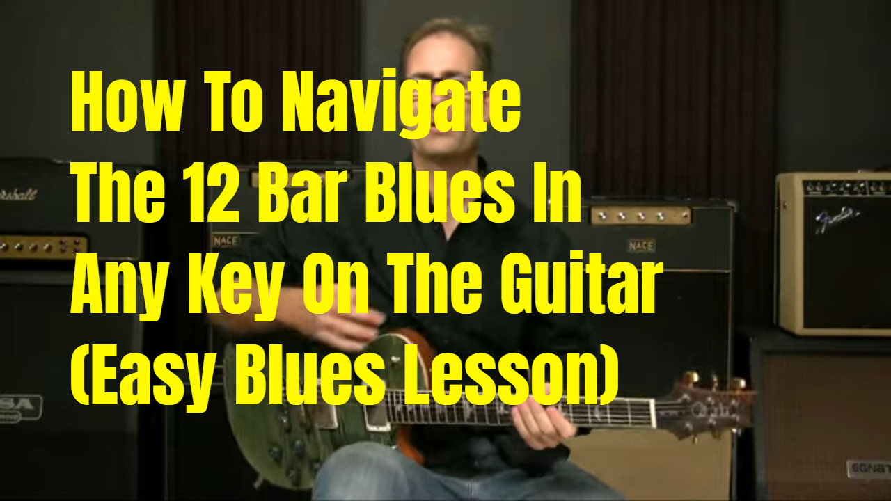12 Bar Blues In Any Key