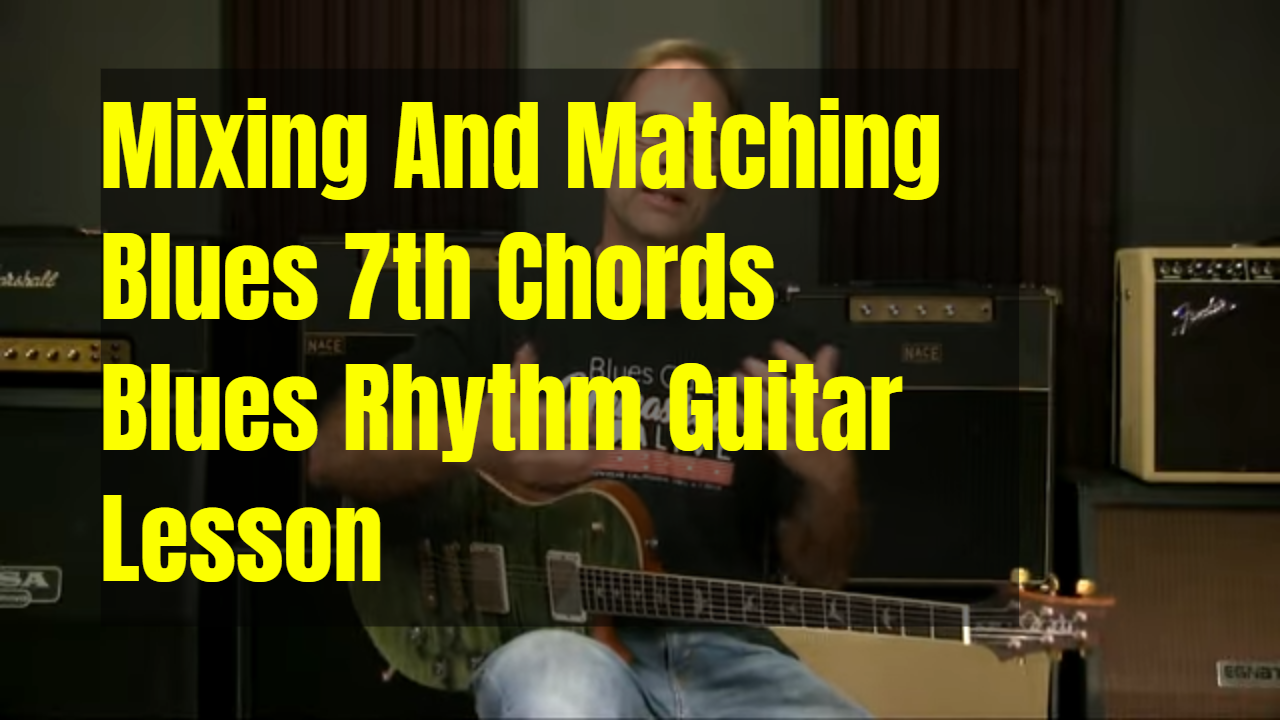 7th Chord Mixing And Matching