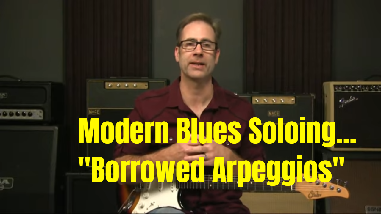 Borrowing Arpeggios…