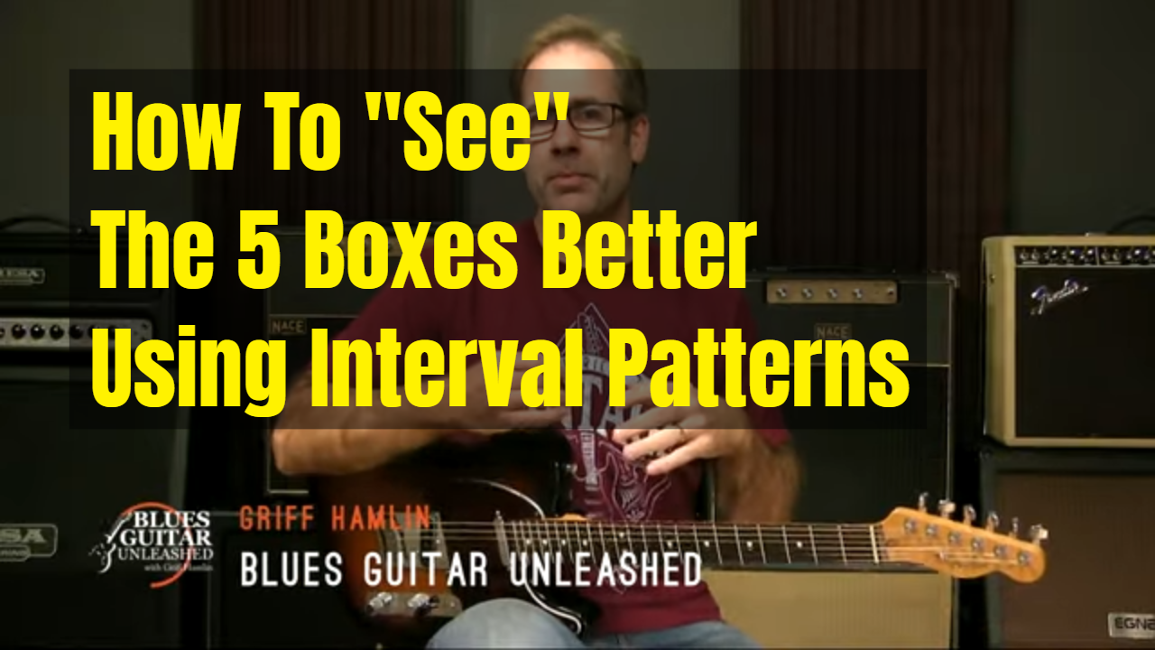 Pentatonics With Interval Patterns