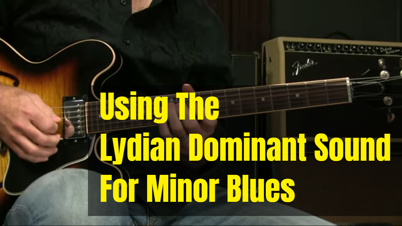 The Lydian Dominant Sound