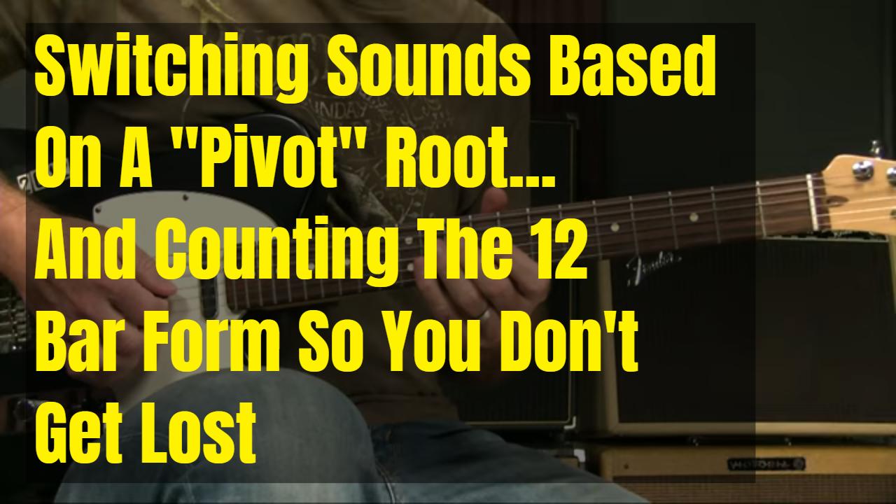 Pivoting Between Sounds