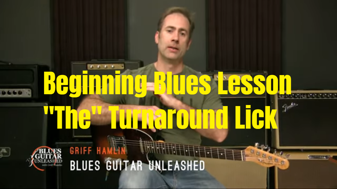 """The"" Turnaround Lick…"