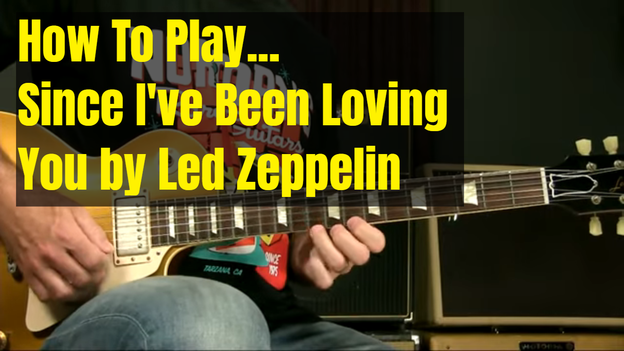 Zep – Since I've Been Loving You