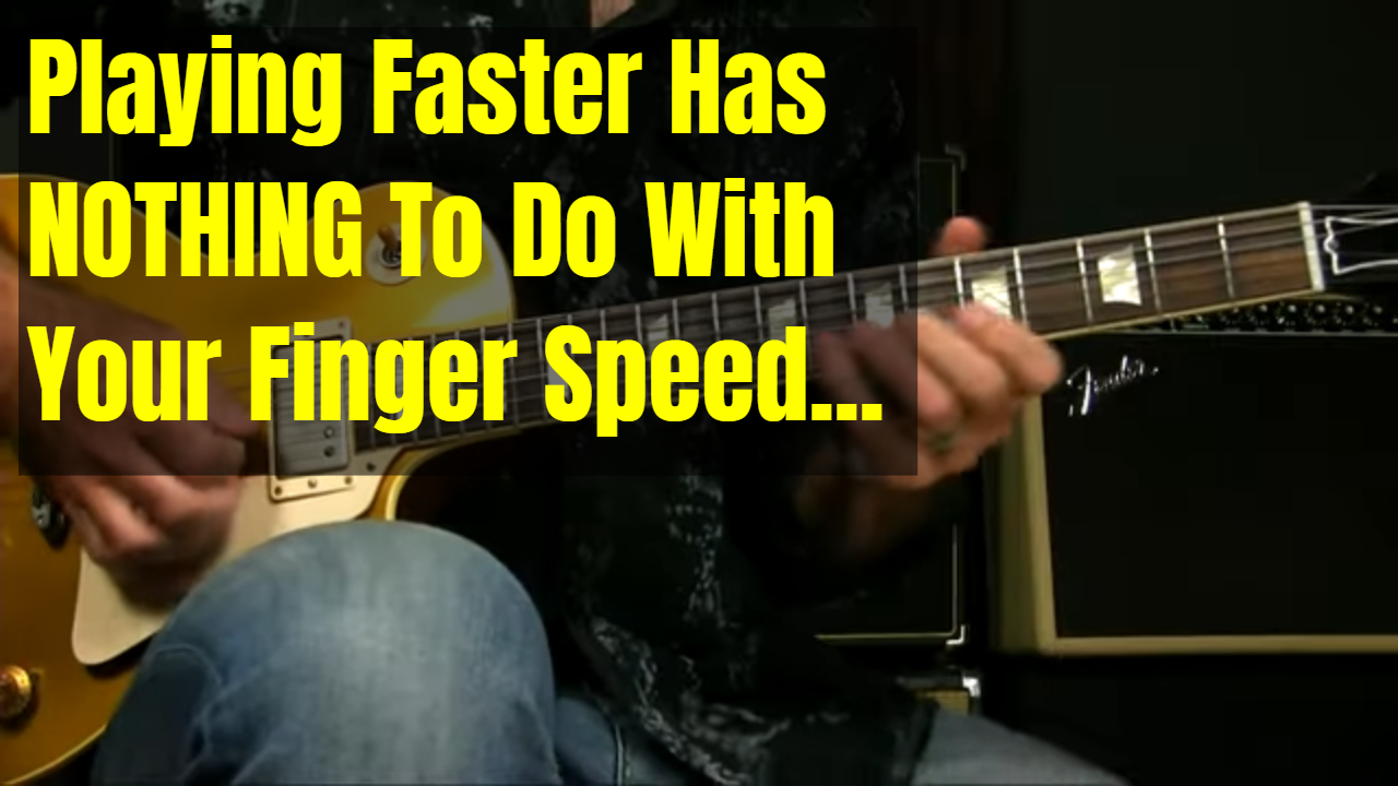 Your Guitar Playing Speed Test