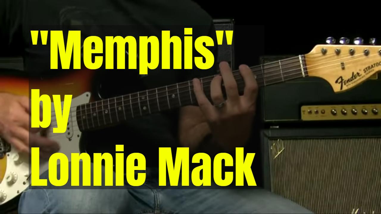 Memphis – Lonnie Mack